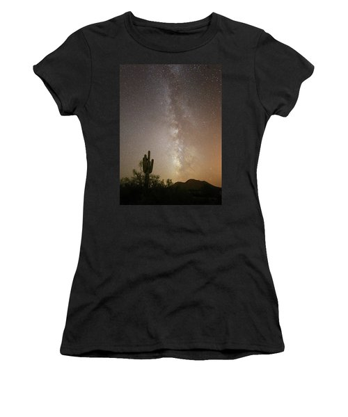 Arizona Night Women's T-Shirt (Athletic Fit)