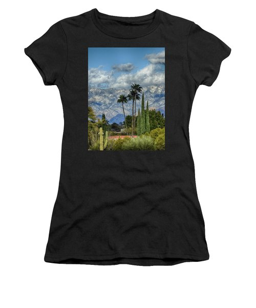 Arizona Snow Women's T-Shirt (Athletic Fit)