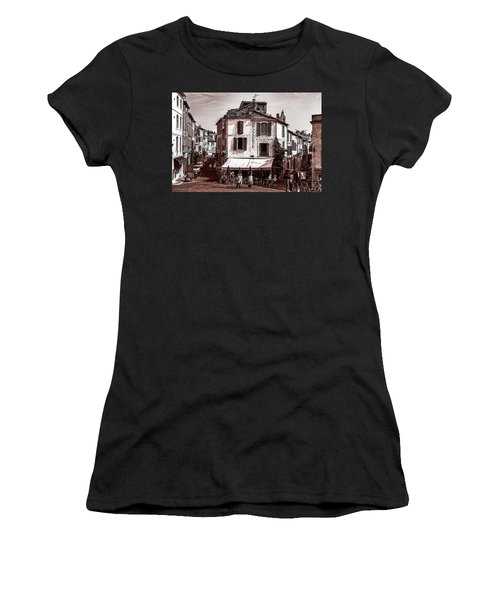 Arles, France, In Sepia Women's T-Shirt