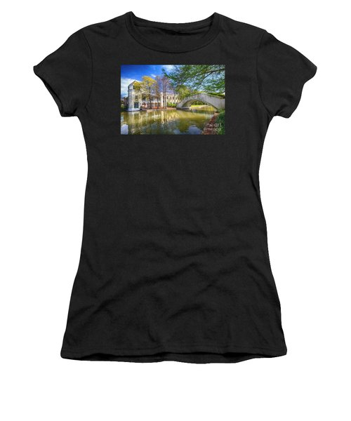 Armstrong Park, New Orleans, La Women's T-Shirt (Athletic Fit)