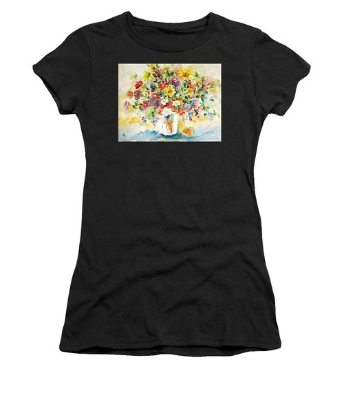 Arrangement IIi Women's T-Shirt (Athletic Fit)