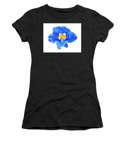 Art Blue Beauty Women's T-Shirt