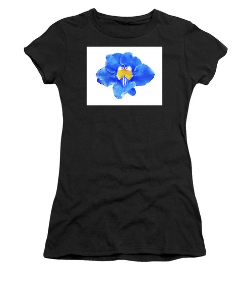 Art Blue Beauty Women's T-Shirt (Athletic Fit)
