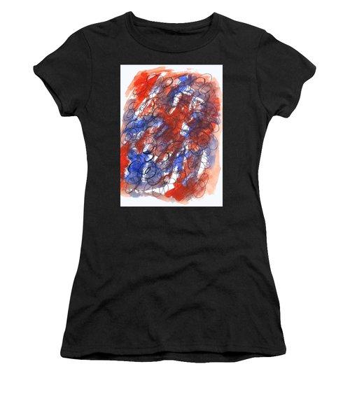 Art Doodle No. 28 Women's T-Shirt