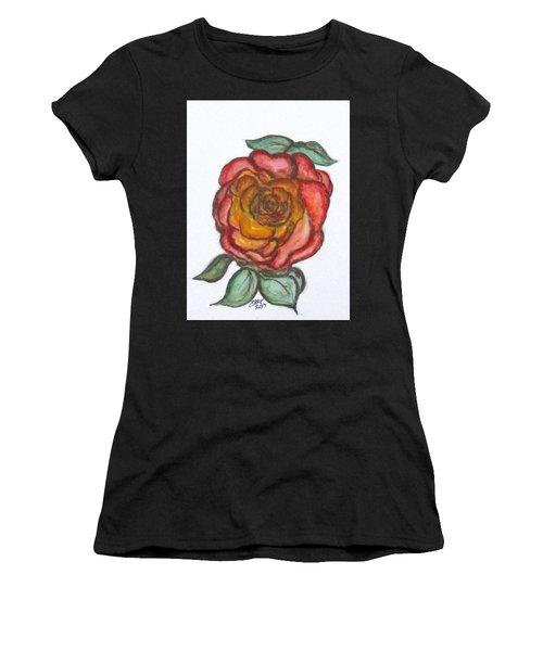 Art Doodle No. 30 Women's T-Shirt (Athletic Fit)