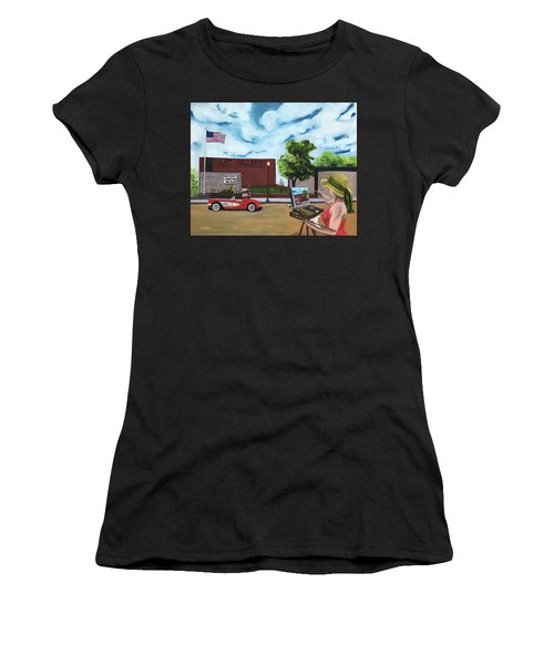 Art Gal 2 Women's T-Shirt (Athletic Fit)