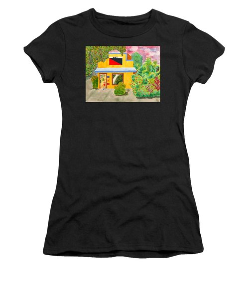 Art Gallery Women's T-Shirt (Athletic Fit)