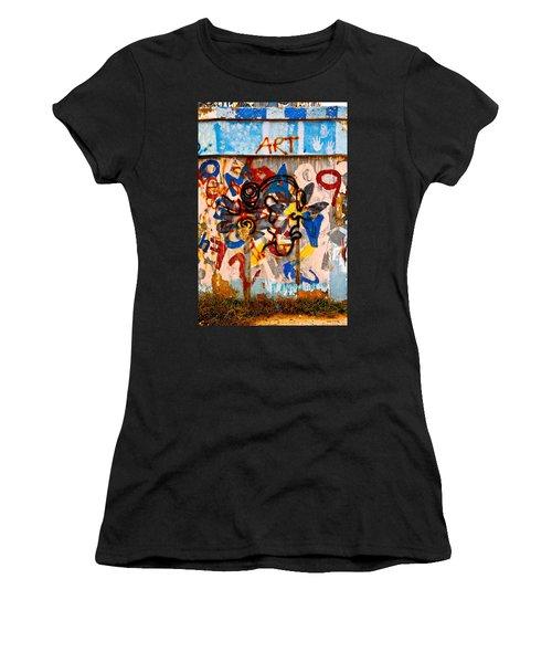 ART Women's T-Shirt (Athletic Fit)