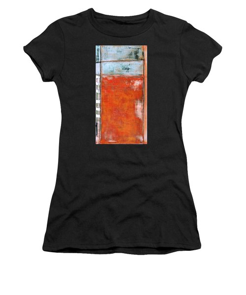 Art Print Abstract 8 Women's T-Shirt (Athletic Fit)