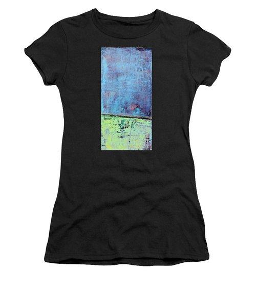 Art Print Sierra 14 Women's T-Shirt (Athletic Fit)