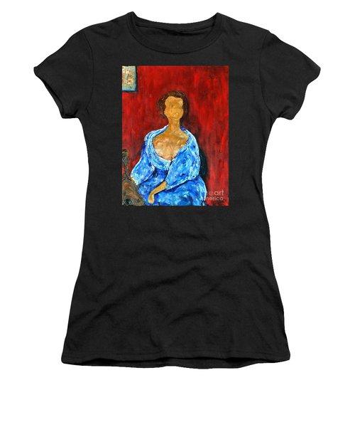 Art Study Women's T-Shirt (Athletic Fit)