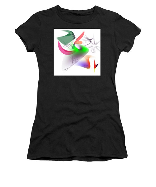 Art_0004 Women's T-Shirt (Athletic Fit)