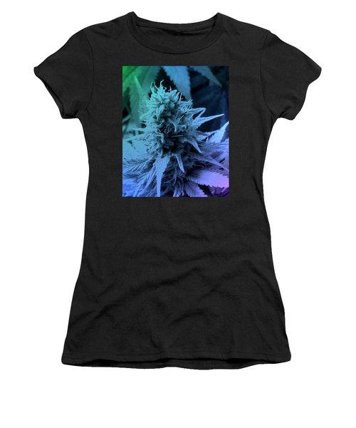 Artful Oasis Macro Abstract 112216.5 Women's T-Shirt