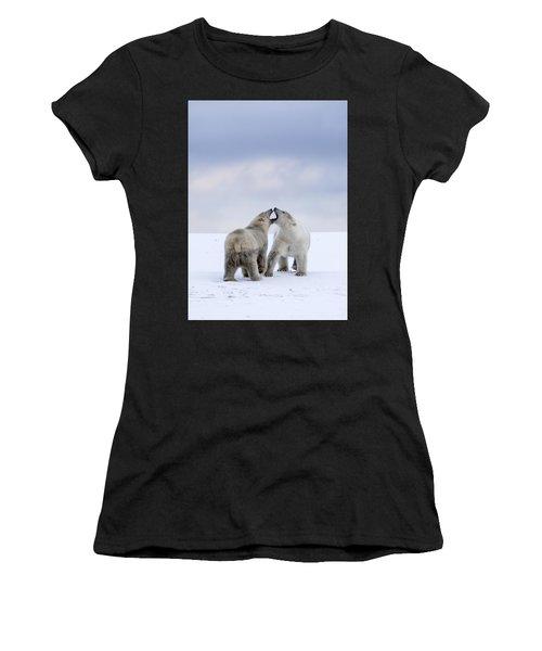 Artic Antics Women's T-Shirt