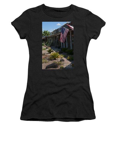 Cactus Amongst The Art Women's T-Shirt