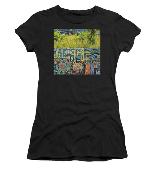 Artists Run The Planet Women's T-Shirt