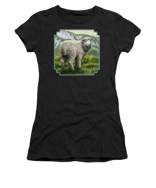 Highland Ewe Women's T-Shirt