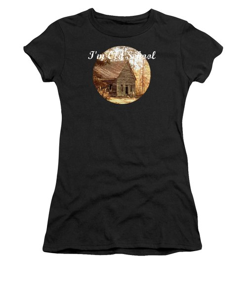 Old Church - Vintage Women's T-Shirt