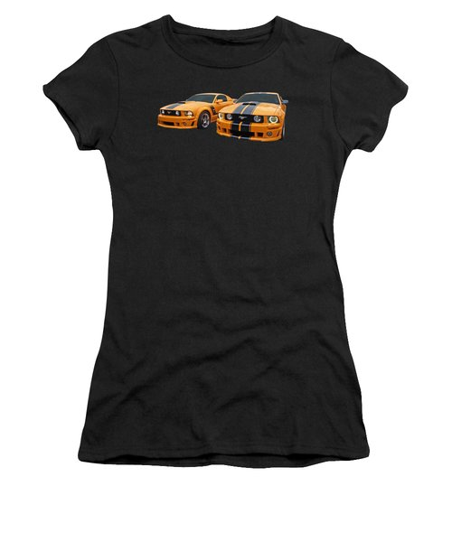 Two Of A Kind Women's T-Shirt