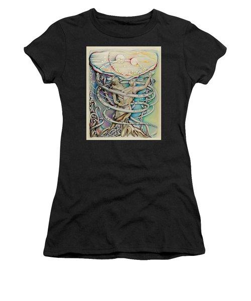 En L'air Par Terre Women's T-Shirt (Athletic Fit)