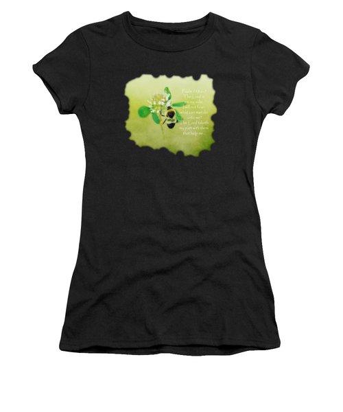 God's Love Endures Women's T-Shirt