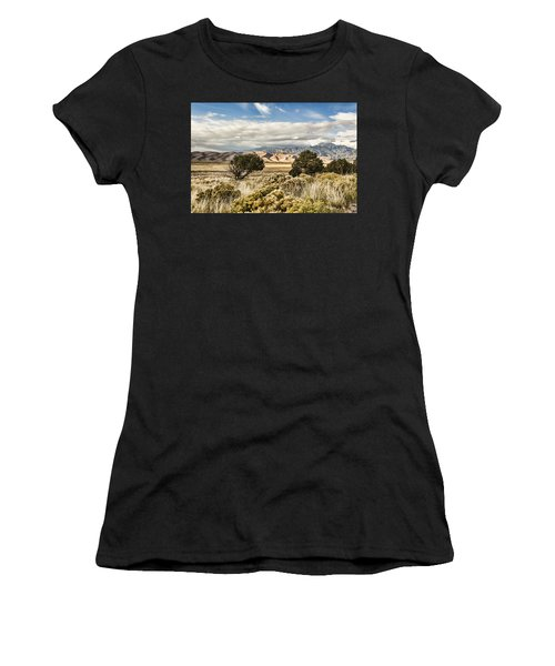 Great Sand Dunes National Park And Preserve Women's T-Shirt (Athletic Fit)