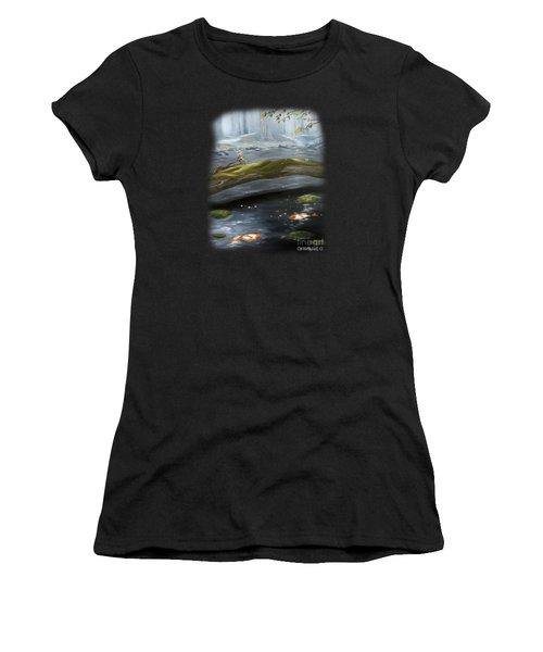 The Wishing Pond  Women's T-Shirt