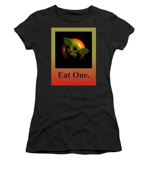 Eat One  Women's T-Shirt