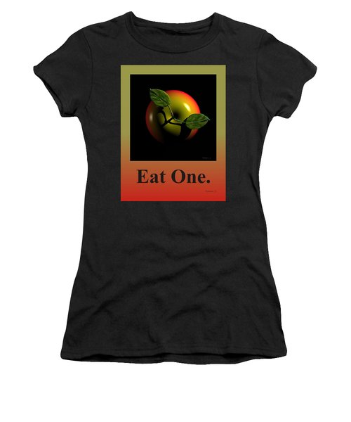 Eat One  Women's T-Shirt