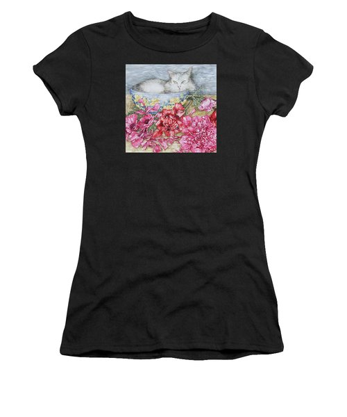 Homely Women's T-Shirt (Athletic Fit)