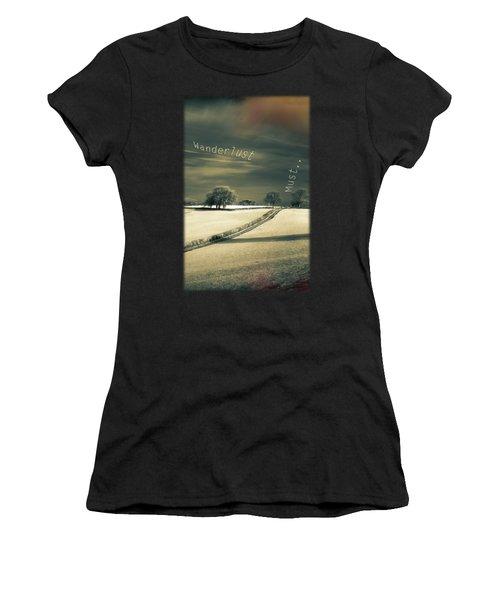 I Wander Because Women's T-Shirt