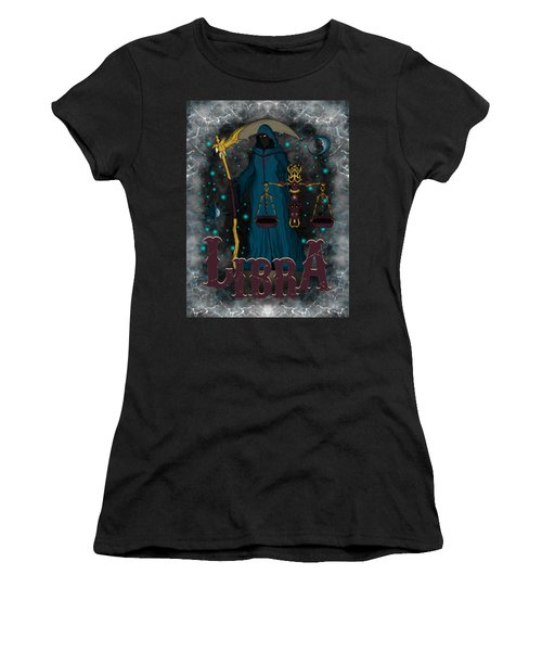 The Scale Libra Spirit Women's T-Shirt (Athletic Fit)