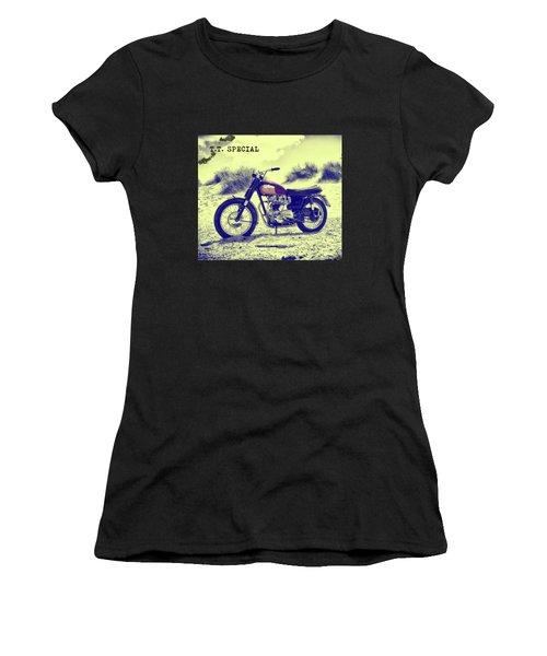 67 Bonneville Tt Special Women's T-Shirt (Athletic Fit)