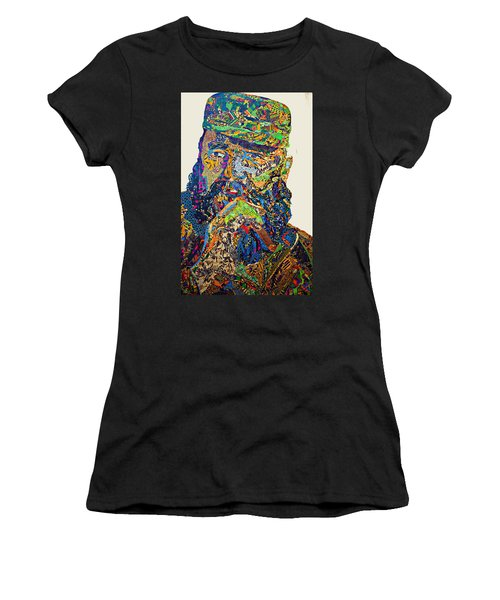 Fidel El Comandante Complejo Women's T-Shirt