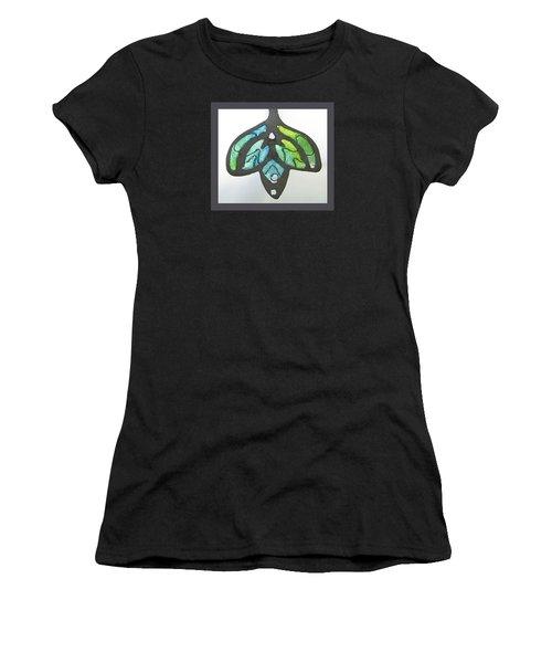1188 A La Tiffany Women's T-Shirt (Athletic Fit)