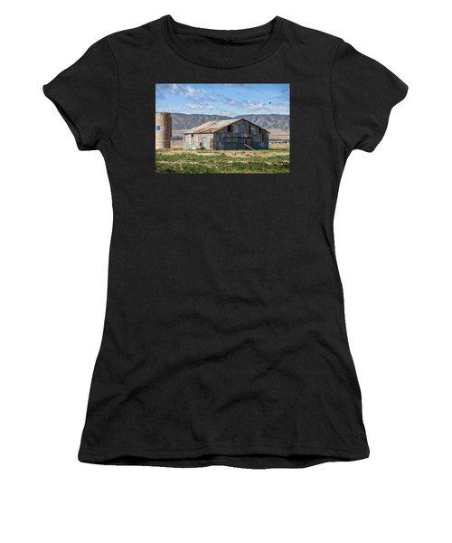 As The Crow Flies Women's T-Shirt