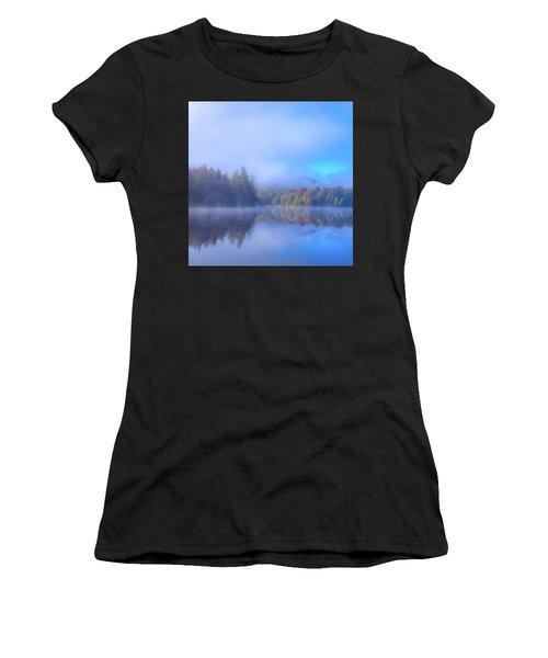As The Fog Lifts Women's T-Shirt