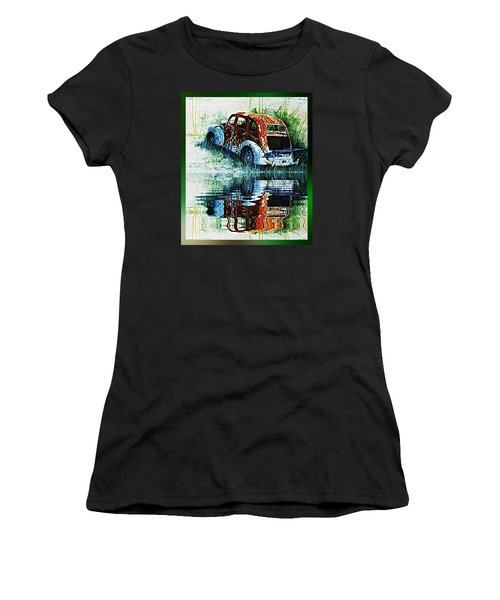 As Time Goes By. . . Women's T-Shirt