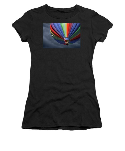 Ascending To The Storm Women's T-Shirt