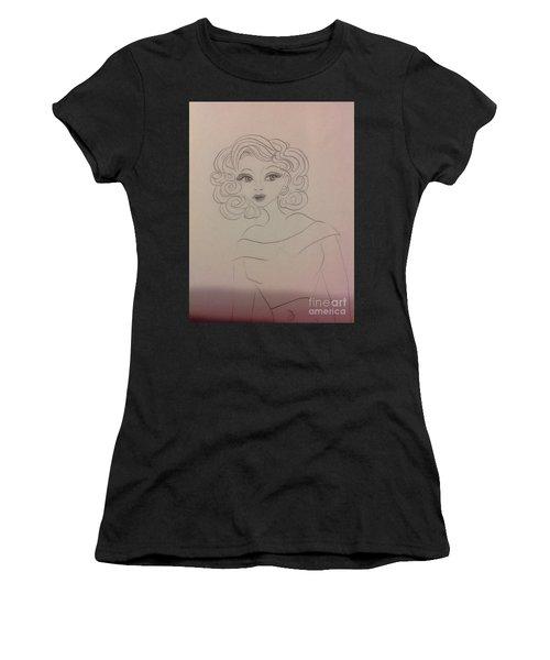 Ashley Barbour Women's T-Shirt (Athletic Fit)