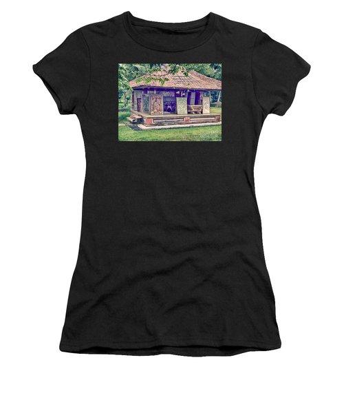 Asian Artist Women's T-Shirt