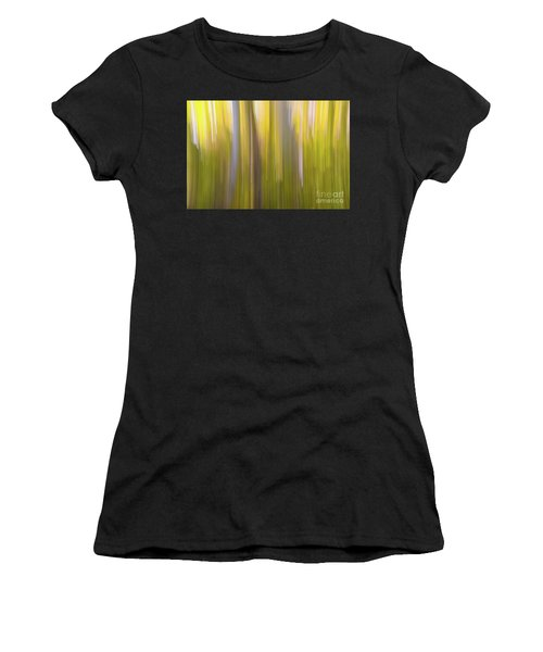 Aspen Blur #6 Women's T-Shirt