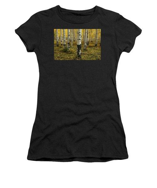 Aspens - 0245 Women's T-Shirt (Athletic Fit)