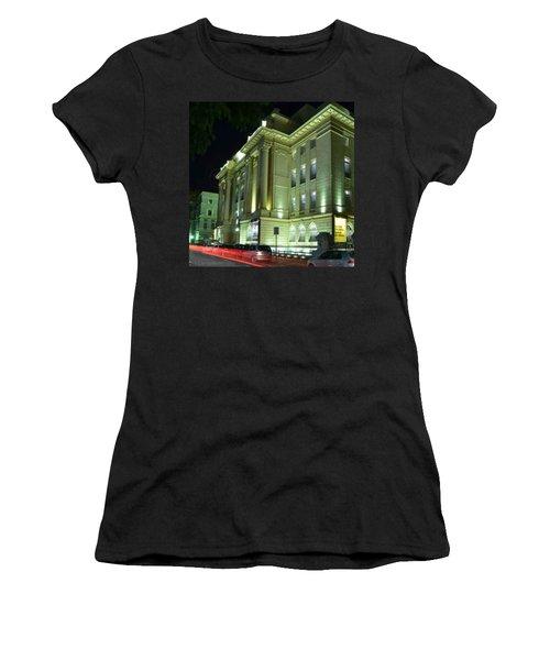 Assim Como O Rio E São Paulo, A Women's T-Shirt (Athletic Fit)
