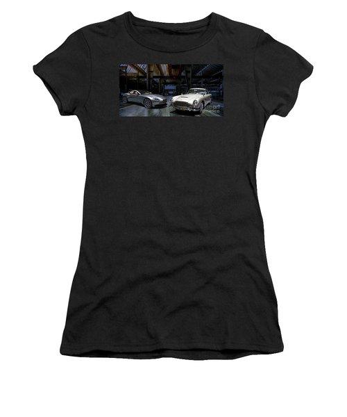 Aston Martin Db5 Db11 Women's T-Shirt (Athletic Fit)
