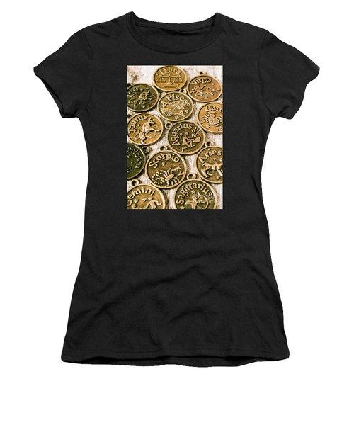 Astrology Charms Women's T-Shirt