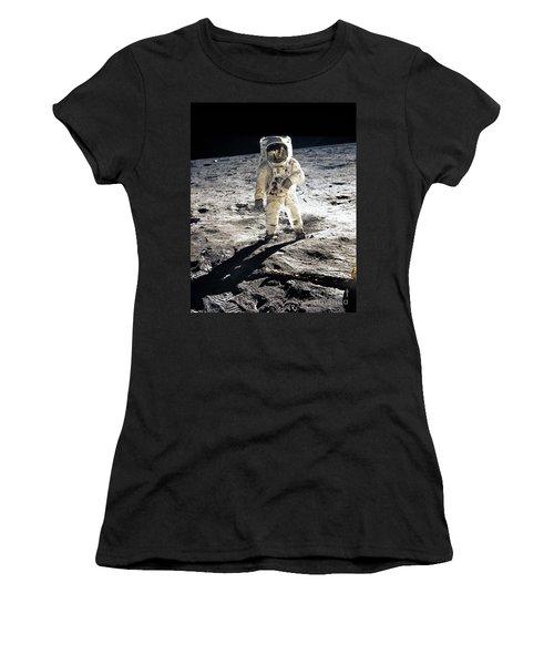 Astronaut Women's T-Shirt (Junior Cut)