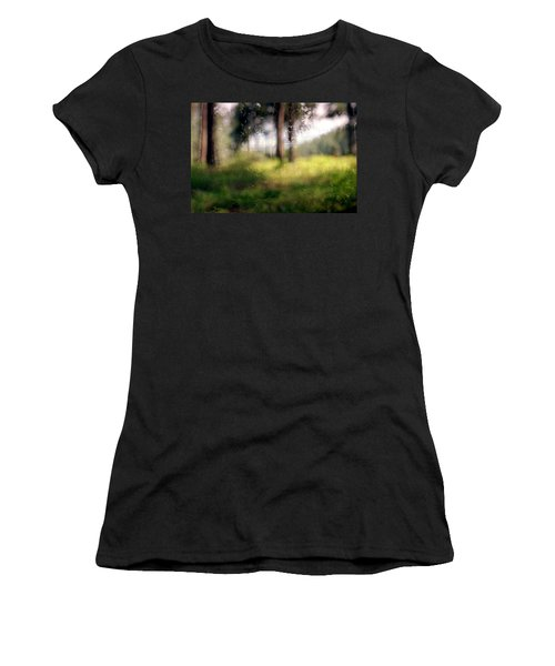 At Menashe Forest Women's T-Shirt
