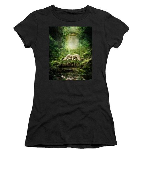 At Sleep Women's T-Shirt