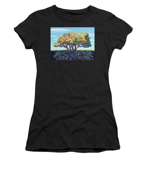 At The Country Place Women's T-Shirt (Athletic Fit)